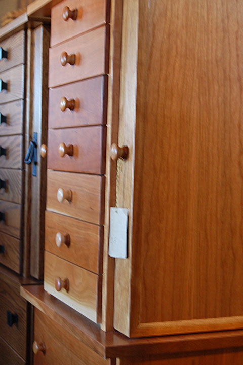 Amish-made bedroom dressers